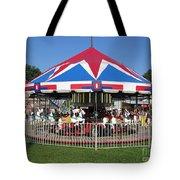 Merry Merry Go Round Tote Bag
