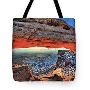 Mesa Arch Frame Tote Bag