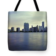 Miami Downtown Tote Bag