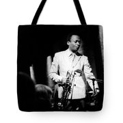 Miles Davis At The Penthouse Tote Bag
