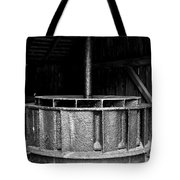Mill Wheel Tote Bag