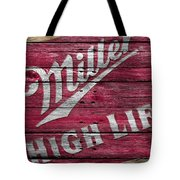 Miller High Life Tote Bag