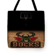 Milwaukee Bucks Tote Bag