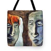 Mirroring - Retrospect Tote Bag