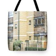 Modern Apartments Tote Bag