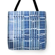 Modern Architecture Detail Tote Bag