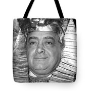 Mohamed Al Fayed Tote Bag