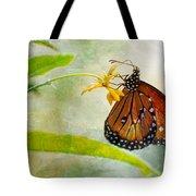 Queen Butterfly Danaus Gilippus Tote Bag