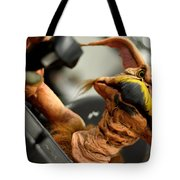 Monster Salacious Crumbes Tote Bag by Tommytechno Sweden