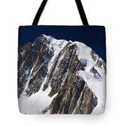 Mont Blanc Massif Tote Bag
