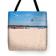 Montegordo Beach Tote Bag