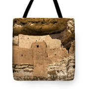 Montezumas Castle 16 Tote Bag