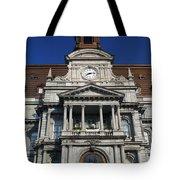 Montreal City Hall Tote Bag