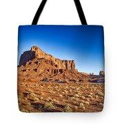 Monument Valley -utah V5 Tote Bag