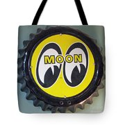 Moon Cap Tote Bag