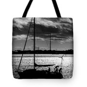 Morning Sail Tote Bag