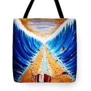 Moses. Tote Bag