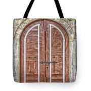Mosque Doors 09 Tote Bag