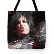 Motley Crue Tote Bag