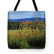 Moultons Field Tote Bag