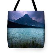 Mount Chephren Tote Bag