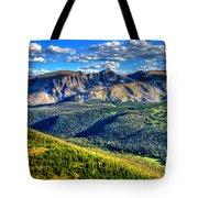 Mountain View Tote Bag
