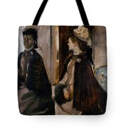Mrs Jeantaud In The Mirror Tote Bag