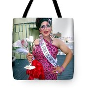 Ms Fire Island Tote Bag
