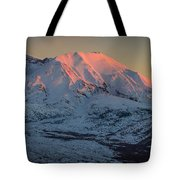 Mt. St. Helens Sunset Tote Bag