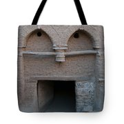 Mud Brick Village Tote Bag