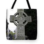 Muiredach's Cross - Monasterboice Tote Bag