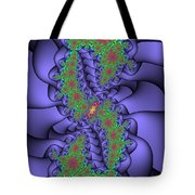 Multicolored Abstract Tote Bag