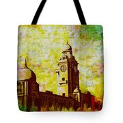 Municipal Corporation Karachi Tote Bag by Catf