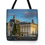 Musee D'orsay Evening Tote Bag