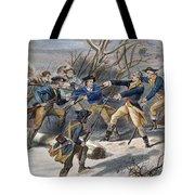 Mutiny: Anthony Wayne 1781 Tote Bag