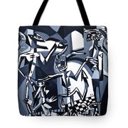 My Inner Demons Tote Bag