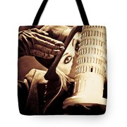 Mysteries Of Italy Tote Bag