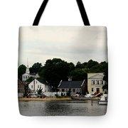 Historic Mystic Seaport Tote Bag