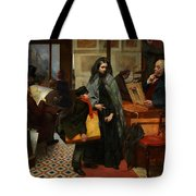 Nameless And Friendless Tote Bag