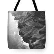 Napali Coast Of Kauai Tote Bag