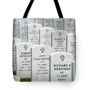 National Cemetery Of The Alleghenies Tote Bag