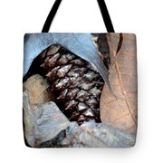 Natural Abstract 47 Tote Bag