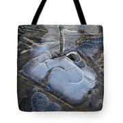 Nature Abstraction Tote Bag