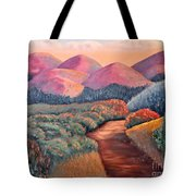 Natures Path Tote Bag