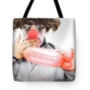 Naughty Thoughty Tote Bag