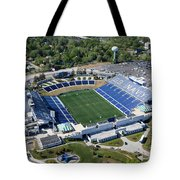 Navy Marine Corps Memorial Stadium Tote Bag
