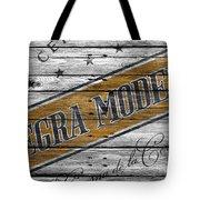 Negra Modelo Tote Bag