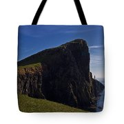 Neist Point Lighthouse Tote Bag