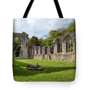 Netley Abbey Tote Bag