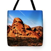 Nevada - Valley Of Fire Tote Bag